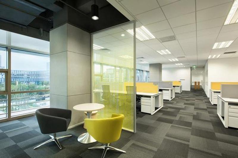 谈一谈办公室设计中的光线问题