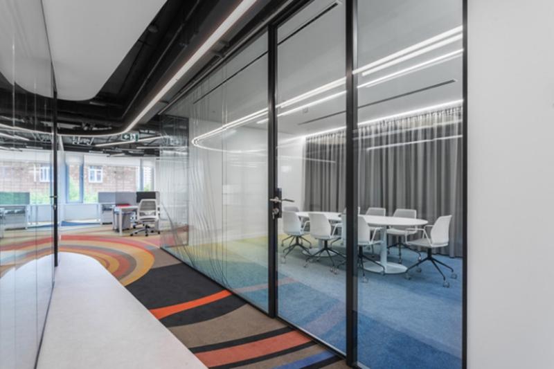 现代办公室装修的新理念
