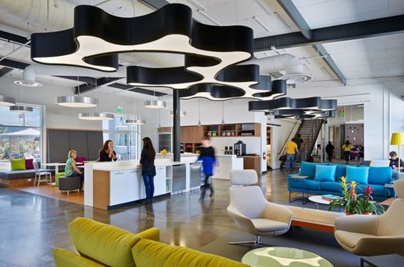 现代办公室装修要遵循的几项原则