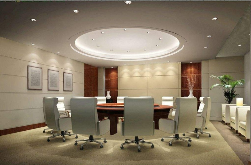 办公室装修时,会议室装修你注意到这些事项了吗?
