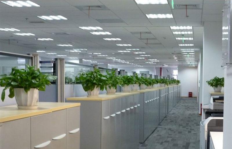 办公室设计中不可忽略的一项设计