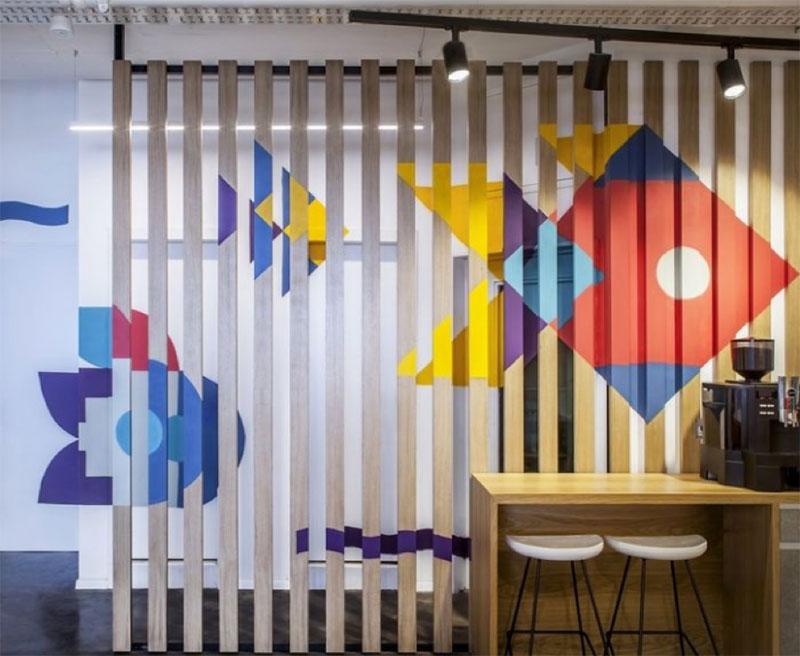 办公室墙面装修,这样做效果会更棒