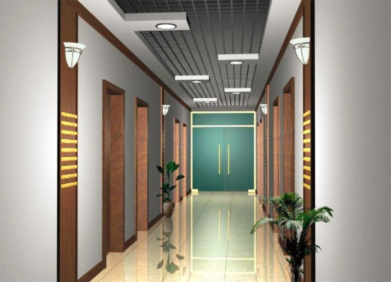 办公室装修中走廊装修的注意事项