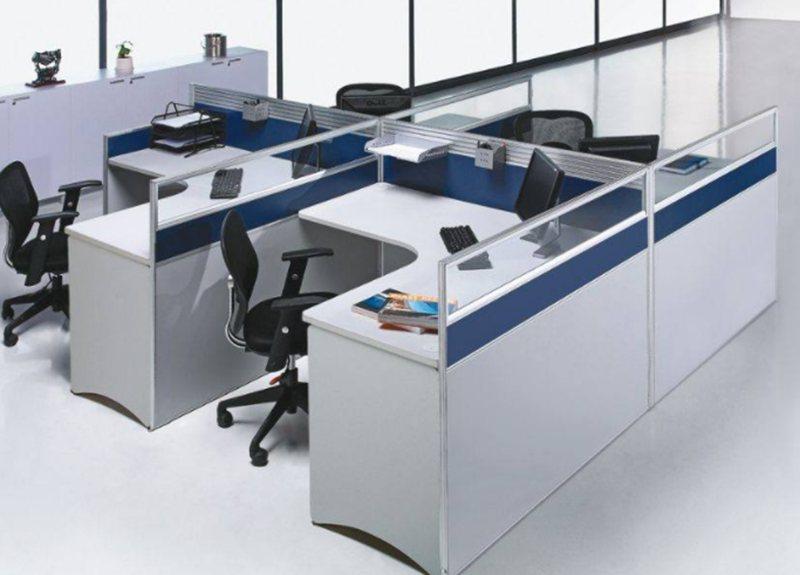 办公室设计中,工位设计的注意事项