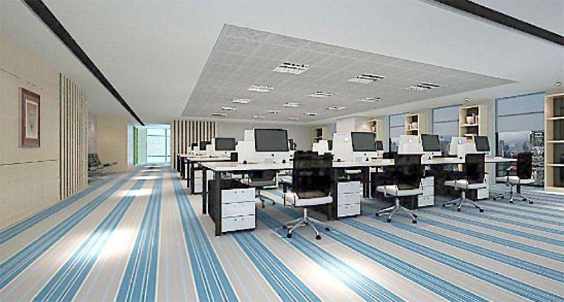办公室设计要创意,功能因素要考虑