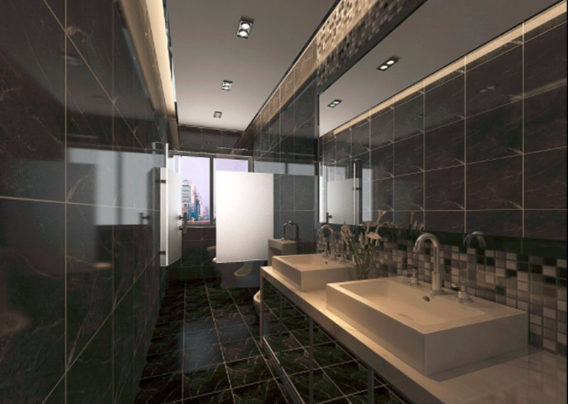办公室装修中卫生间装修的注意事项