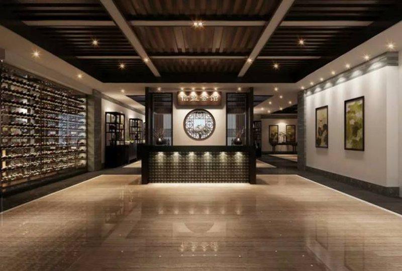 谈一谈如何做好中式风格办公室装修