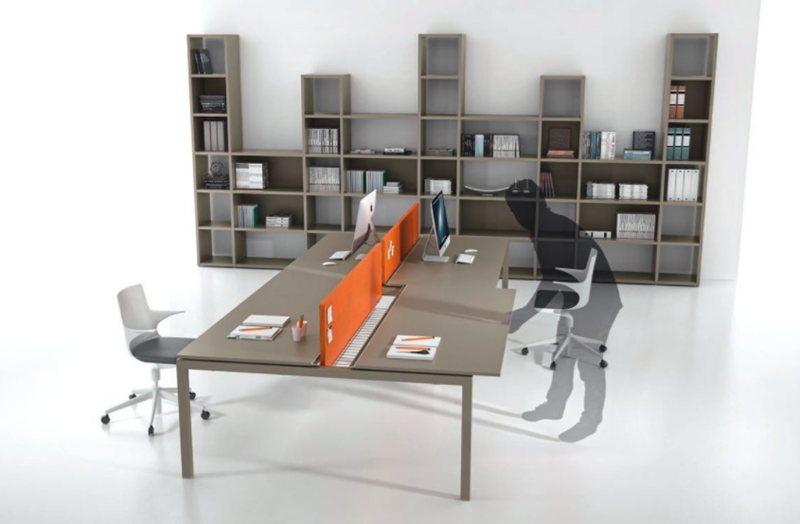 现代办公室设计中的一些关注点
