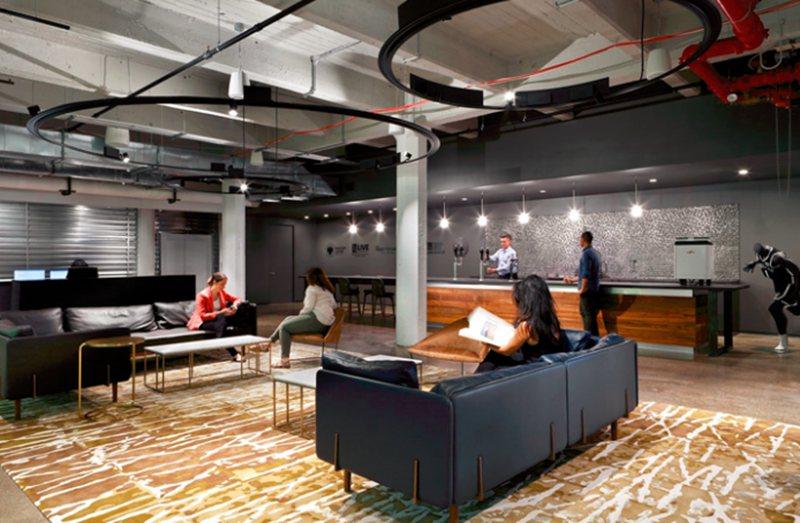 """现代办公室装修要做到的""""三个契合"""""""