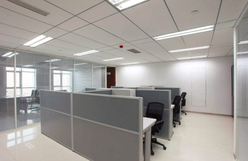 聊一聊办公室设计中的隔间设计