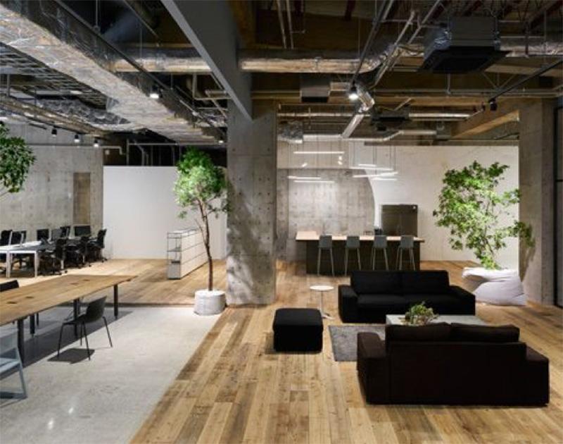 有水生财,上海办公室装饰如何选择?