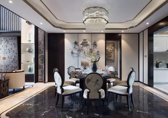 新中式装修与众不同的典雅之美