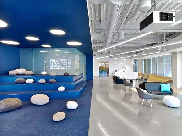 創意辦公室設計的方方面面